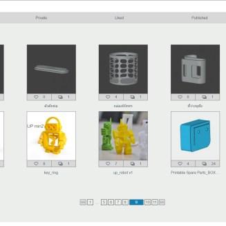 Cetus3D Library