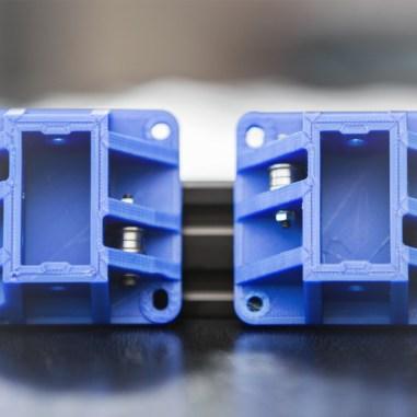 D-Bot H-Bar Assembly