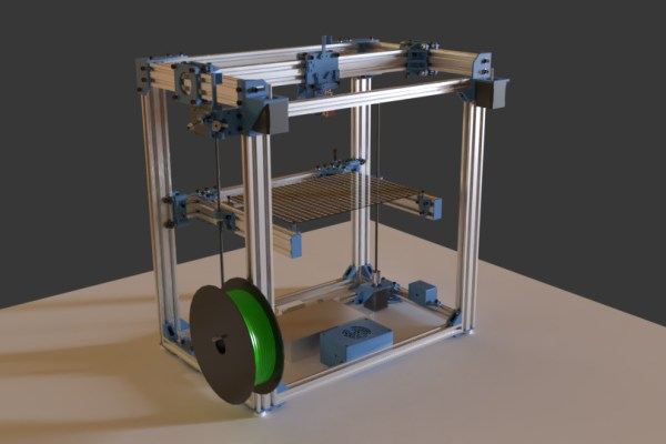 How to Build a D-Bot 3D Printer (Part 1: Overview)