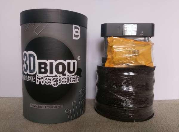 Review: The BIQU Magician 3D Printer