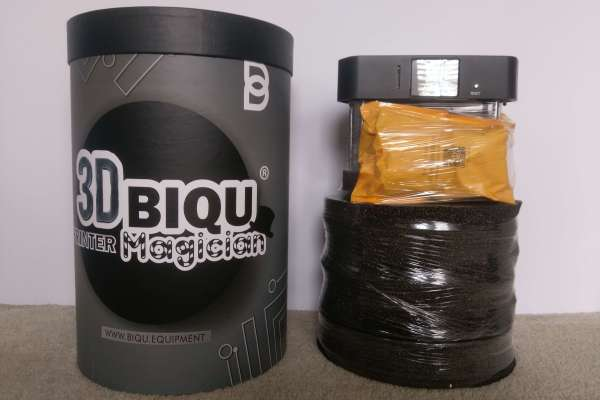 Review: The BIQU Magician 3D Printer