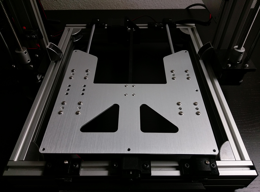 3D Metal Printing >> Guide: How to Upgrade the Y-Carriage Plate (Anet A8) - Let's Print 3D