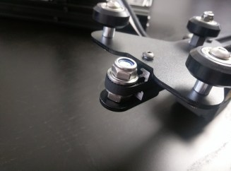 Creality Ender-3 Assembly - X Belt Pulley
