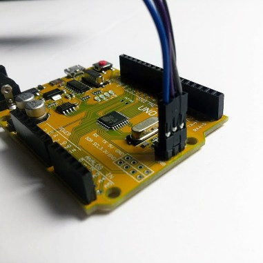 Arduino Uno Breadboard Wires