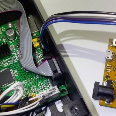 Melzi Board Breadboard Wires