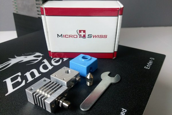 Guide: How to Install the Micro Swiss All Metal Hotend (Ender-3)