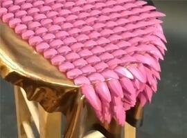Fabric Scale Armor