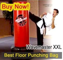 wavemaster punching bag for sale
