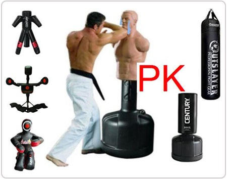 Man Shaped Punching Bags Realistic Feeling For Better