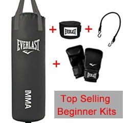 best boxing bag kits for beginners