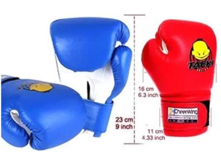 Children Cartoon Sparring Dajn Boxing Gloves Review