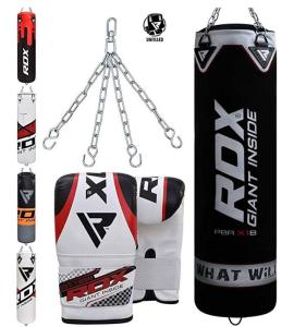 RDX heavy bag kit for kickboxing bad MMA