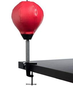 desk clamp punching bag ball for kids and adults