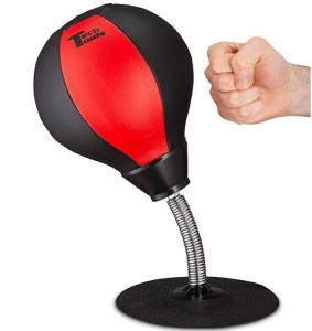 desk size punching bag