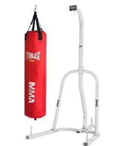 Everlast Single-Station 70 lb Punching Bag and Stand Review