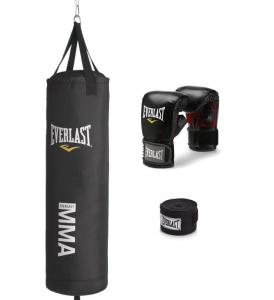 Everlast MMA Heavy Bag Kit for Adults