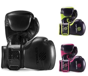 Sanabul gloves for Muay Thai and Boxing