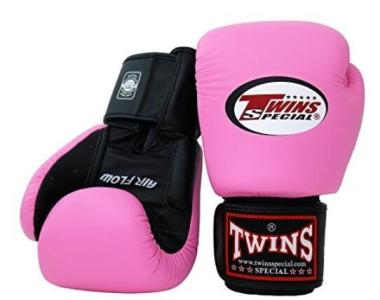 Twins Muay Thai gloves for women