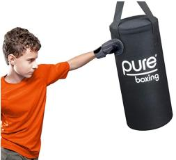 children canvas punching bag 25 lbs