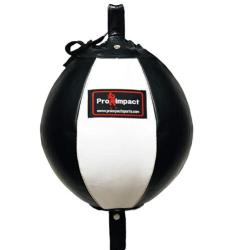 Pro Impact double end punching bag for gym