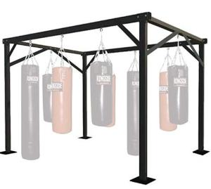 Ringside professional kickboxing heavy bag stand for gym