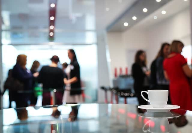 6 Great Ideas for Organizing Corporate Events - let's reach success blog