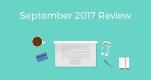 My September 2017 Review and Monthly Income Report let's reach success lidiya k