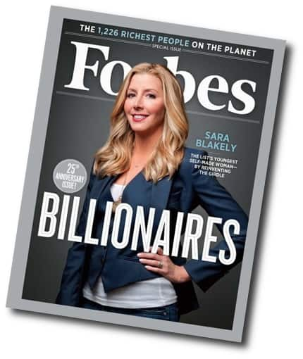Sara Blakely, $1.15 billion