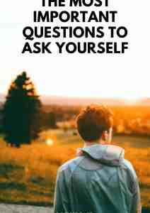 questions to ask yourself ebook