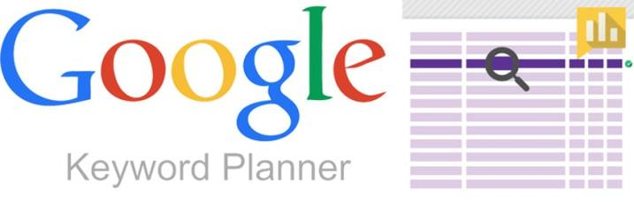 recommended tools google keyword planner