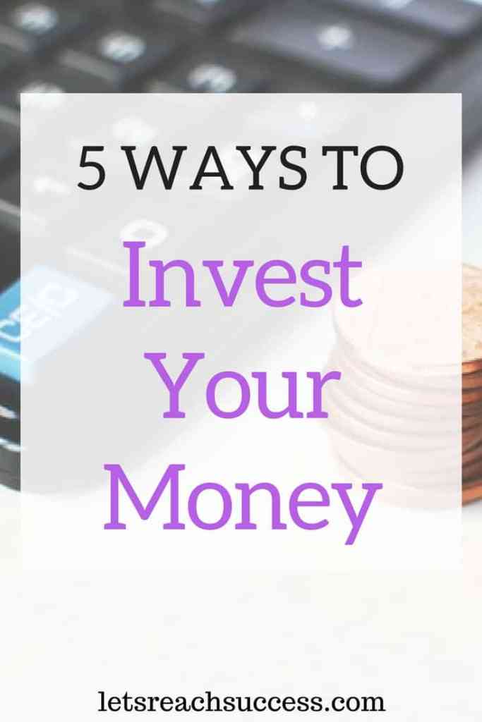 There are loads of different options which can give you a great chance to make some money, and it's only a matter of doing some research before you can start using them. This post will inspire you to start working harder on the time you put into your next investment.  #investments #investing #makemoney