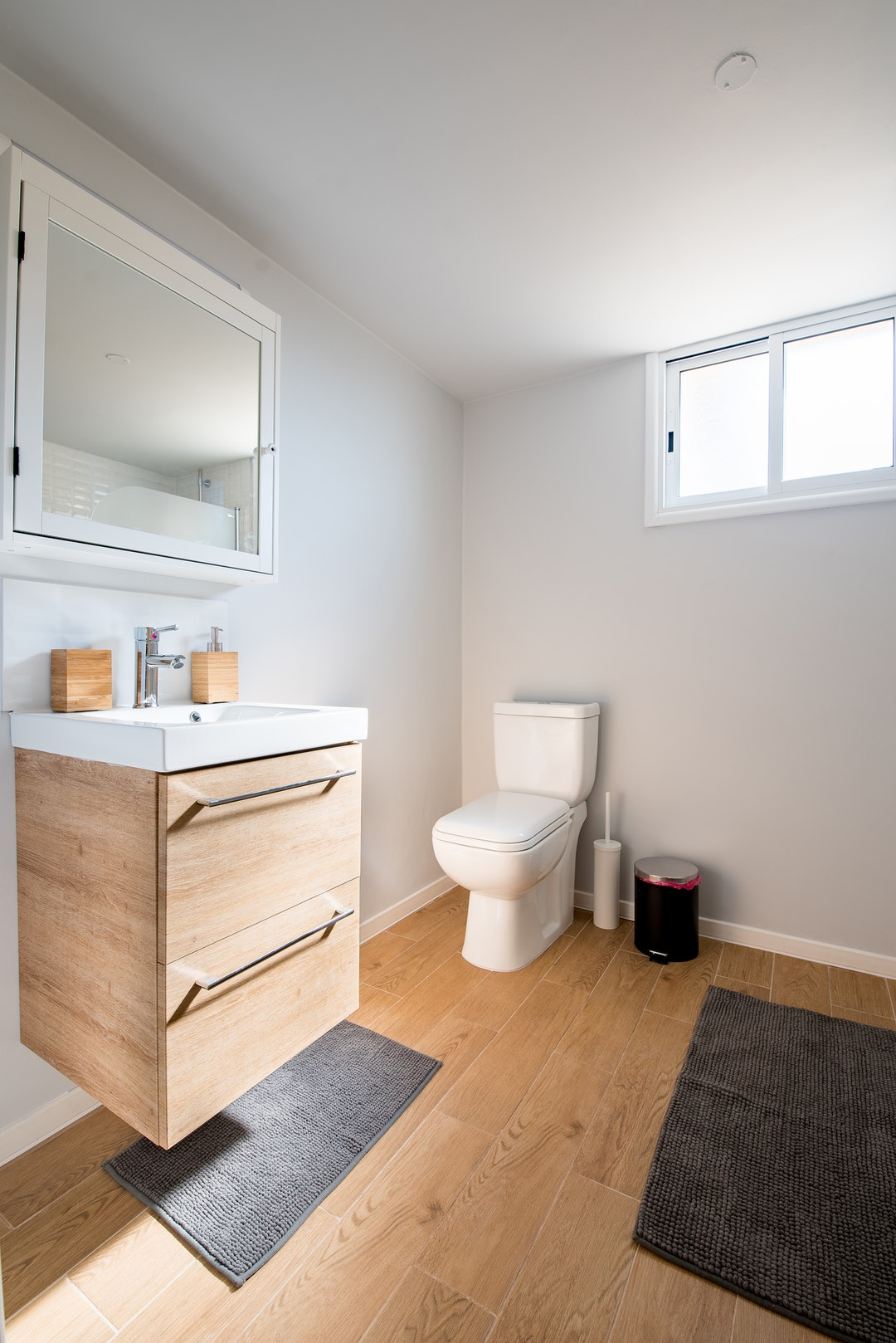 Small Bathroom Flooring Ideas Your Best Options  Lets