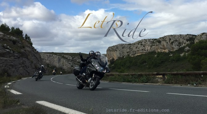 Let's Ride by FR éditions