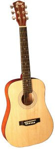 "Indiana® 34"" Mini Dreadnought Acoustic Guitar - Natural"