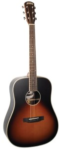 Morgan Monroe® Music Row Series Dreadnought Acoustic Guitar