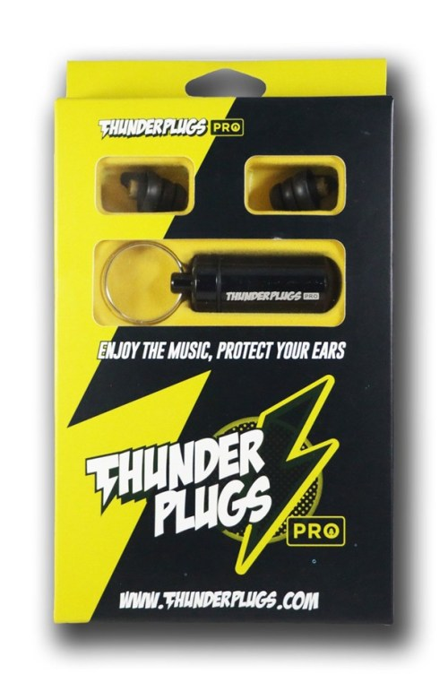 Thunderplugs Ear Protection Pro Pack TP-P1