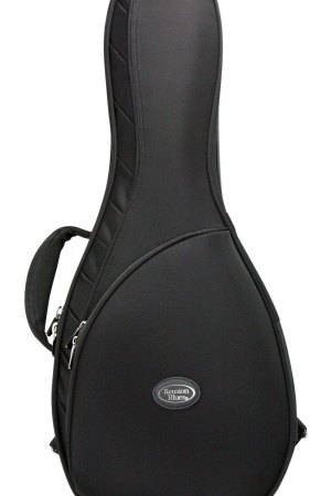 Reunion Blues Continental Mandolin Case, Midnight Black, RBCMUBK