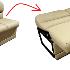 Jackknife Sofa For Rv Who Makes Crate And Barrel Sofas Sleeper Bed Guide What To Know Before Replacing Your