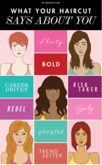 what your hair color says about your personality elle what ...