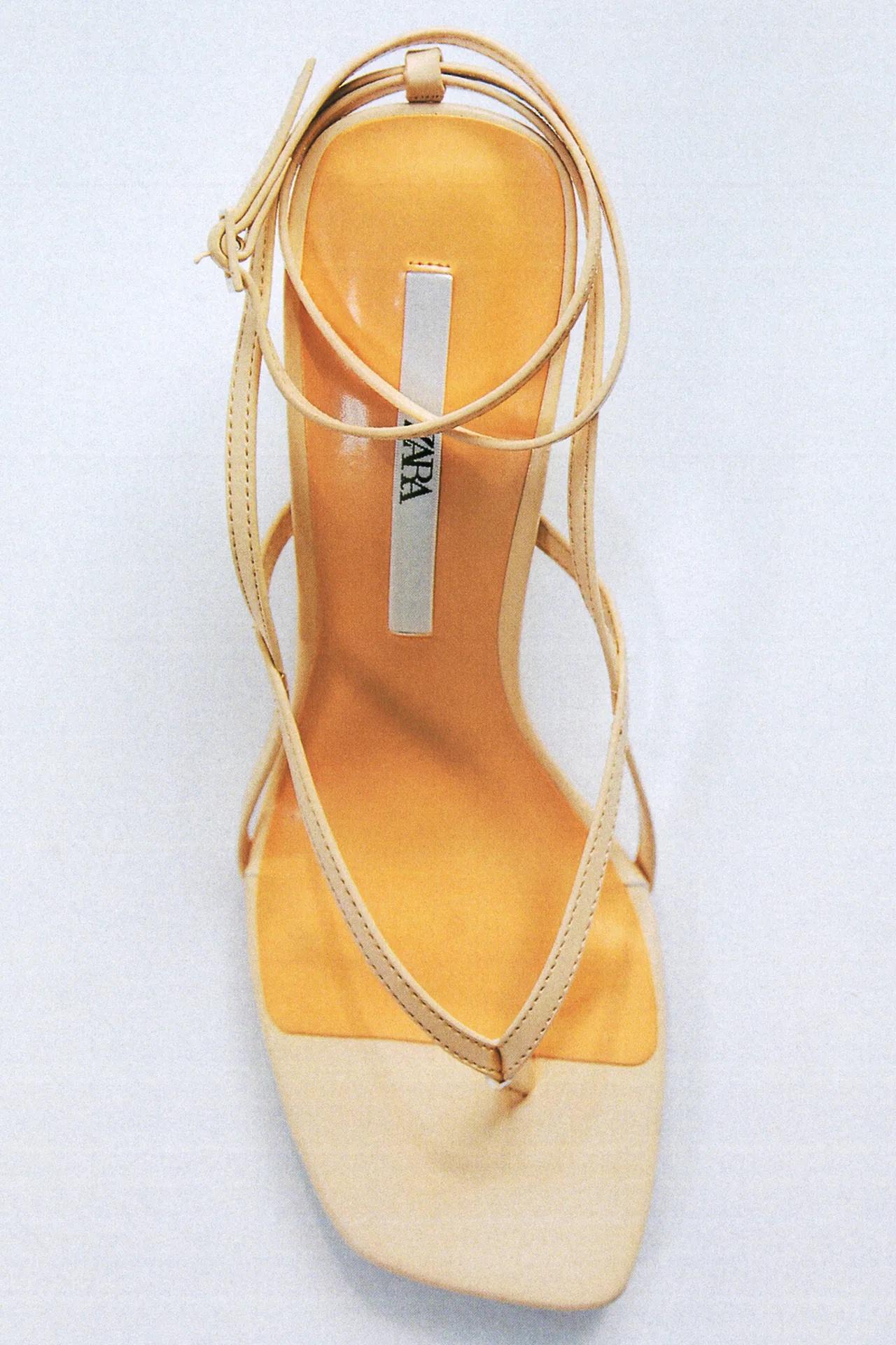 zara spring collection shoes