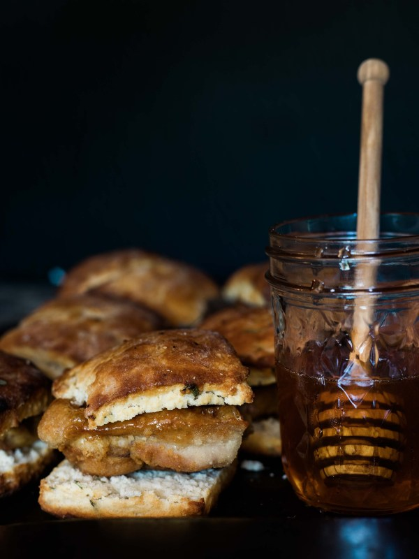 Rosemary & Honey Biscuits - Secret Life Of Bees