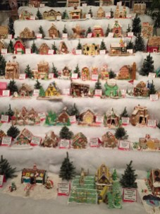 Gingerbread houses at PPG
