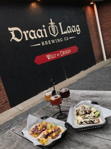 Tacos and Beer at Draai Laag