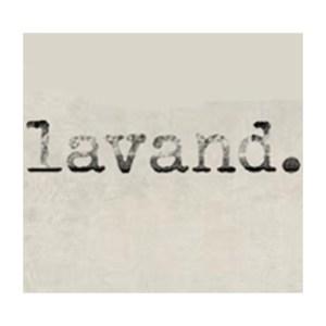 Lavand Wish List!