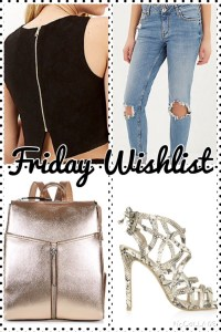Friday Wishlist!