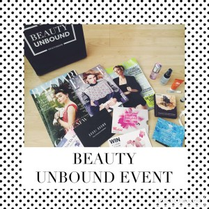 Beauty unbound event
