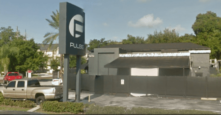 Pulse nightclub Orlando, as seen on Google Maps Street View.