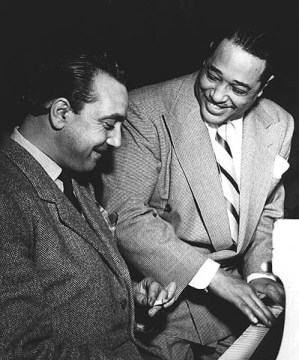 Django Reinhardt Duke Ellington