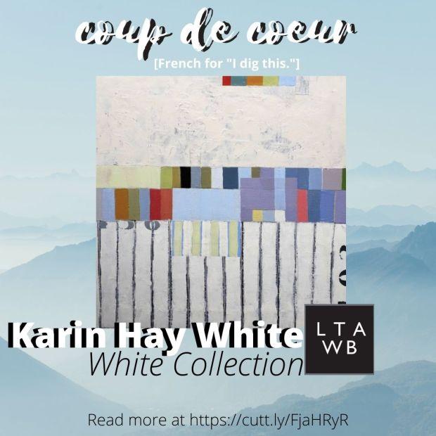 Karin hay White art for sale