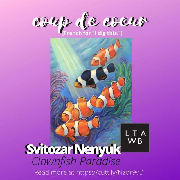 Svitozar Nenyuk art for sale